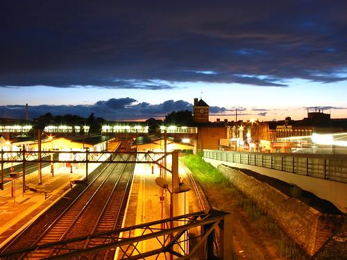 Harrow and Wealdstone Station