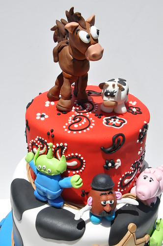 Toy Story Cake | by thecakemamas