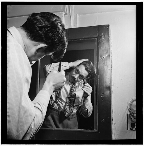[Portrait of Cab Calloway, Columbia studio, New York, N.Y., ca. Mar. 1947] (LOC) | by The Library of Congress