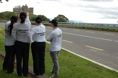 Bewley's Hotel Team at the Rock of Cashel | by Bewley's Hotels