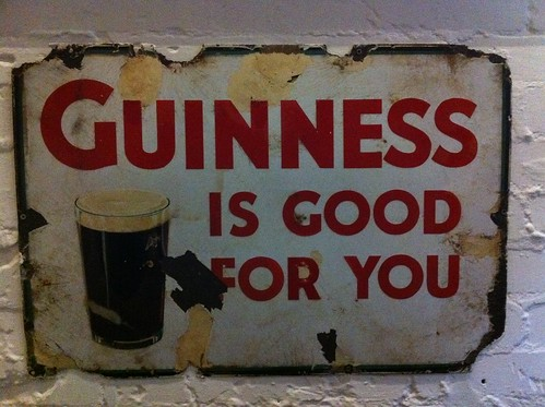 Guinness is good for you | by yaili