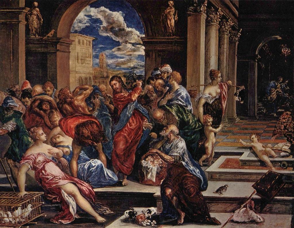 Venecia - - El Greco