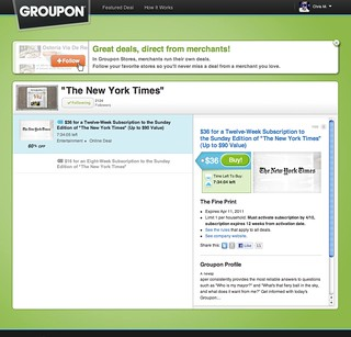 Groupon New York Hotel