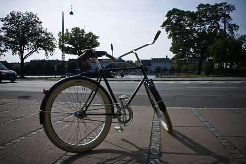 The Rugger Bike - By Gant | by Mikael Colville-Andersen