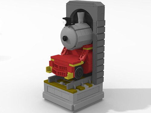 BrickCon 2010 Train Trophy | by SavaTheAggie