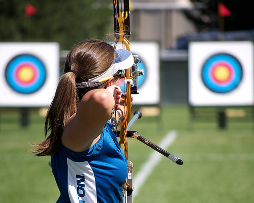 Archery World Cup | by Rick Bolin