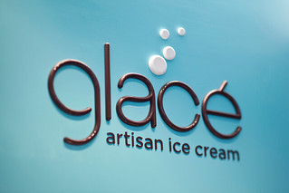 Glacé Interior Sign | by Nathaniel Cooper