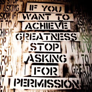 If You Want to Achieve Greatness Stop Asking for Permission, Plate 3 | by Thomas Hawk