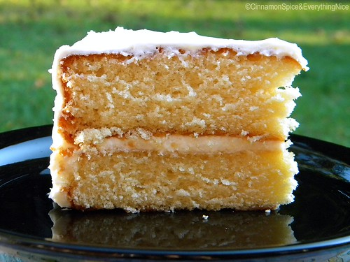 The Best One-Bowl Yellow Cake Recipe | by CinnamonKitchn