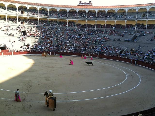 Plaza de Toros de Las Ventas IV