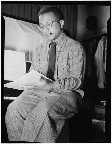 [Portrait of Billy Strayhorn, New York, N.Y., between 1946 and 1948] (LOC) | by The Library of Congress
