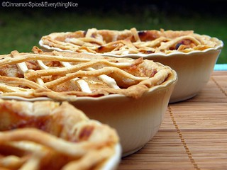 Three LIttle Apple Pies for The Three Little Bears | by CinnamonKitchn