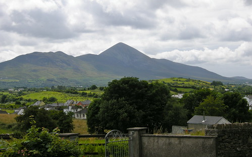 Croagh Patrick | by IrishFireside