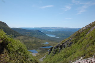 View from Gros Morne | by Mervyn S