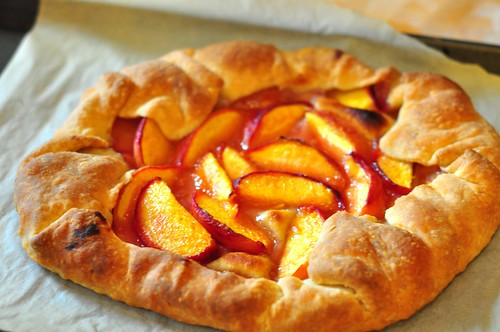 peach crostata | by tvol