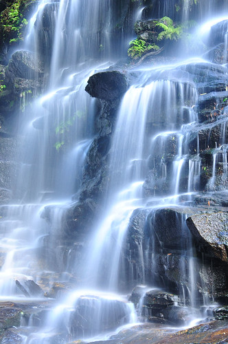 Sylvia Falls, Blue Mountains | by Lao Wu Zei 2