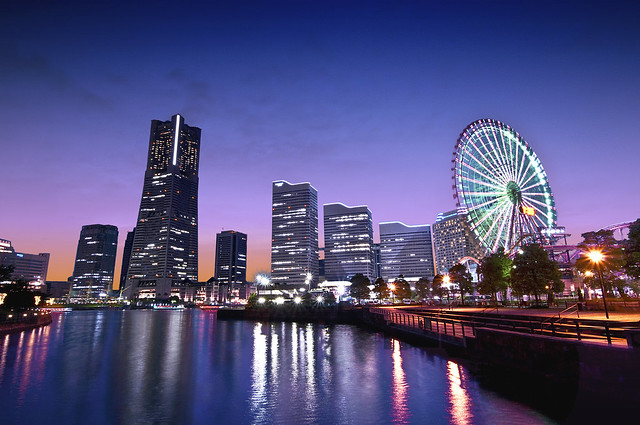 Twilight Yokohama