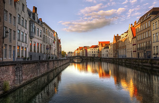 Postcard from Bruges, Belgium | by Mike Olbinski Photography