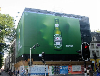 Heineken: 3D Billboard | by Creative Criminals