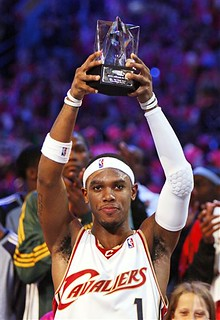 Daniel Gibson Rookie Game MVP | by Cavs History