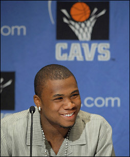 Dajuan Wagner Draft | by Cavs History