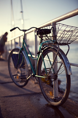 fisherman's bicycle | by luke Photographer