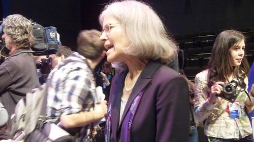 Candidate Jill Stein