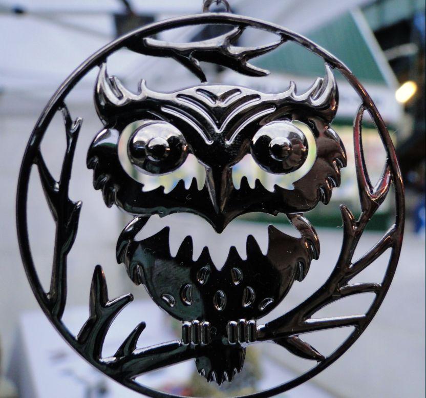 Round owl