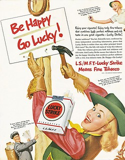1950 - Be Happy, Go Lucky! | by clotho98