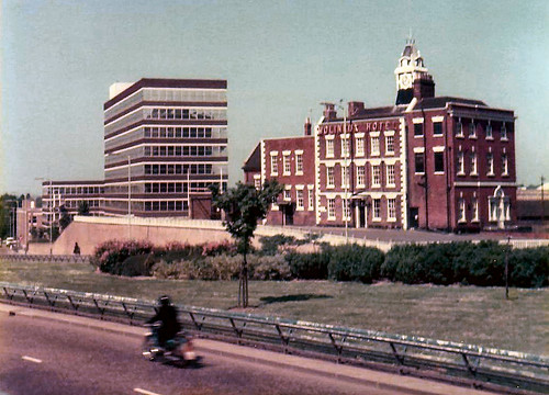 Molineux Hotel in 1977 | by pennman007