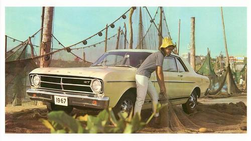 1967 Ford Falcon GT (Mexico)