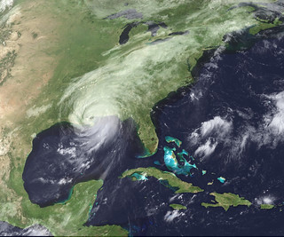 Hurricane Katrina Arrives | by NASA Goddard Photo and Video