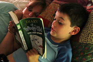 let your kids read to you | by woodleywonderworks