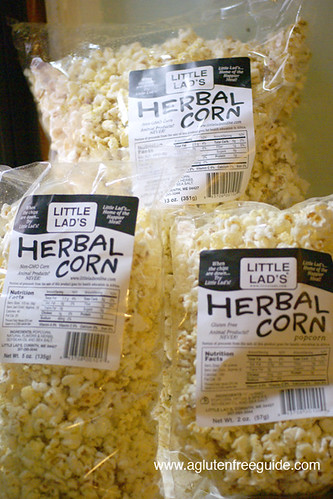 web Little Lads Herbal Corn Gluten-Free Popcorn Appetizer | by yumcat