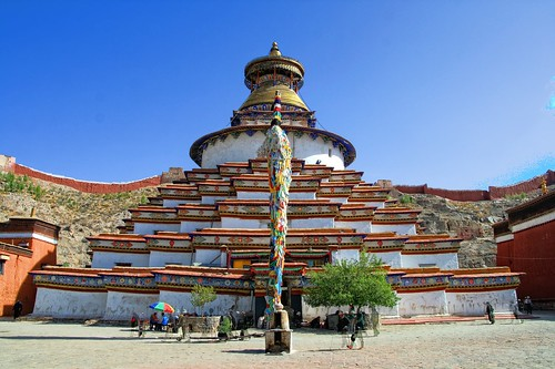 Gyantse - Tibet | by Str1ke