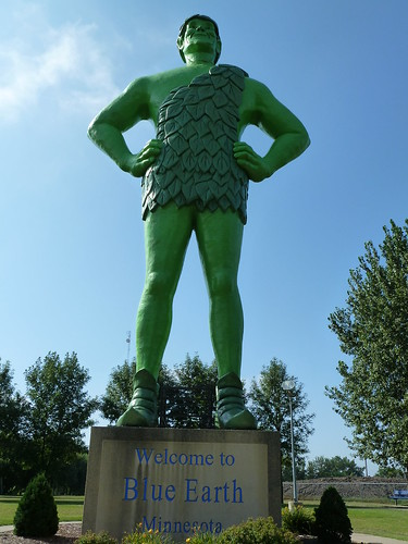 Jolly Green Giant 2 | by sfgamchick
