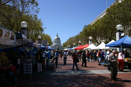 Heart of the City Farmers' Market | by mastermaq