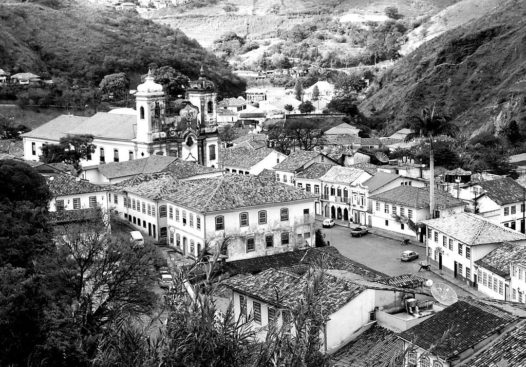 Ouro Preto by Georgete Pereira