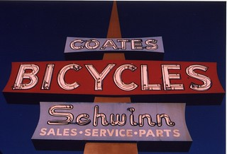 Coates Bicycles - Claremont, CA | by achangeinscenery