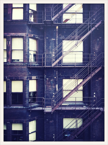 iPhoneography: Chicago Brick | by Dirk Dallas
