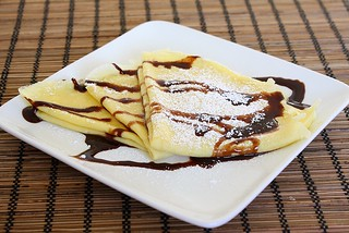 SMS: Mom's French Pancakes | by Tracey's Culinary Adventures