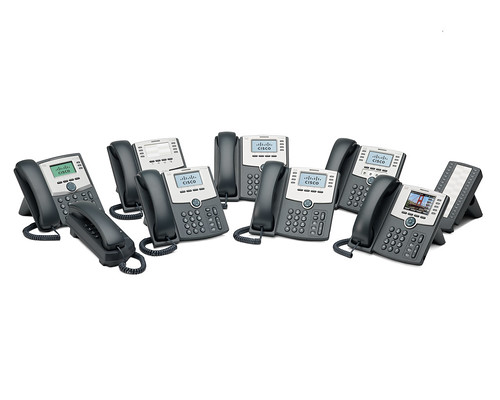 Cisco SPA300 and 500 Series IP Phones | by Cisco Pics