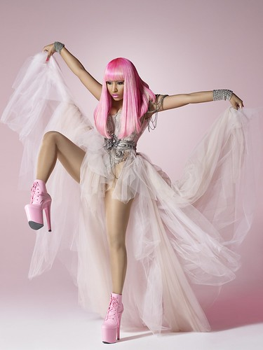 Nicki Minaj | by ubgteam