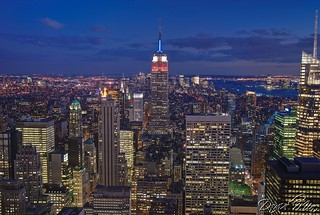 New York City - Top Of The Rock | by GlobeTrotter 2000