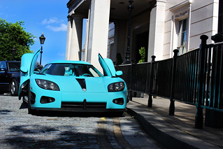 "Koenigsegg CCXR ""Special One"" 