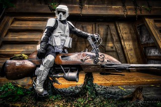 Speeder Bike Stormtrooper | by aboutrc