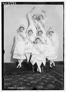 Suffrage dancers  (LOC) | by The Library of Congress