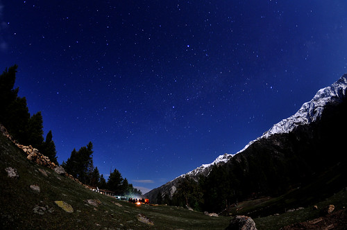 Fairy Meadows and Raikhot under starry skies | by Mobeen_Ansari (in Seattle, LA, TX and DC July-Augu