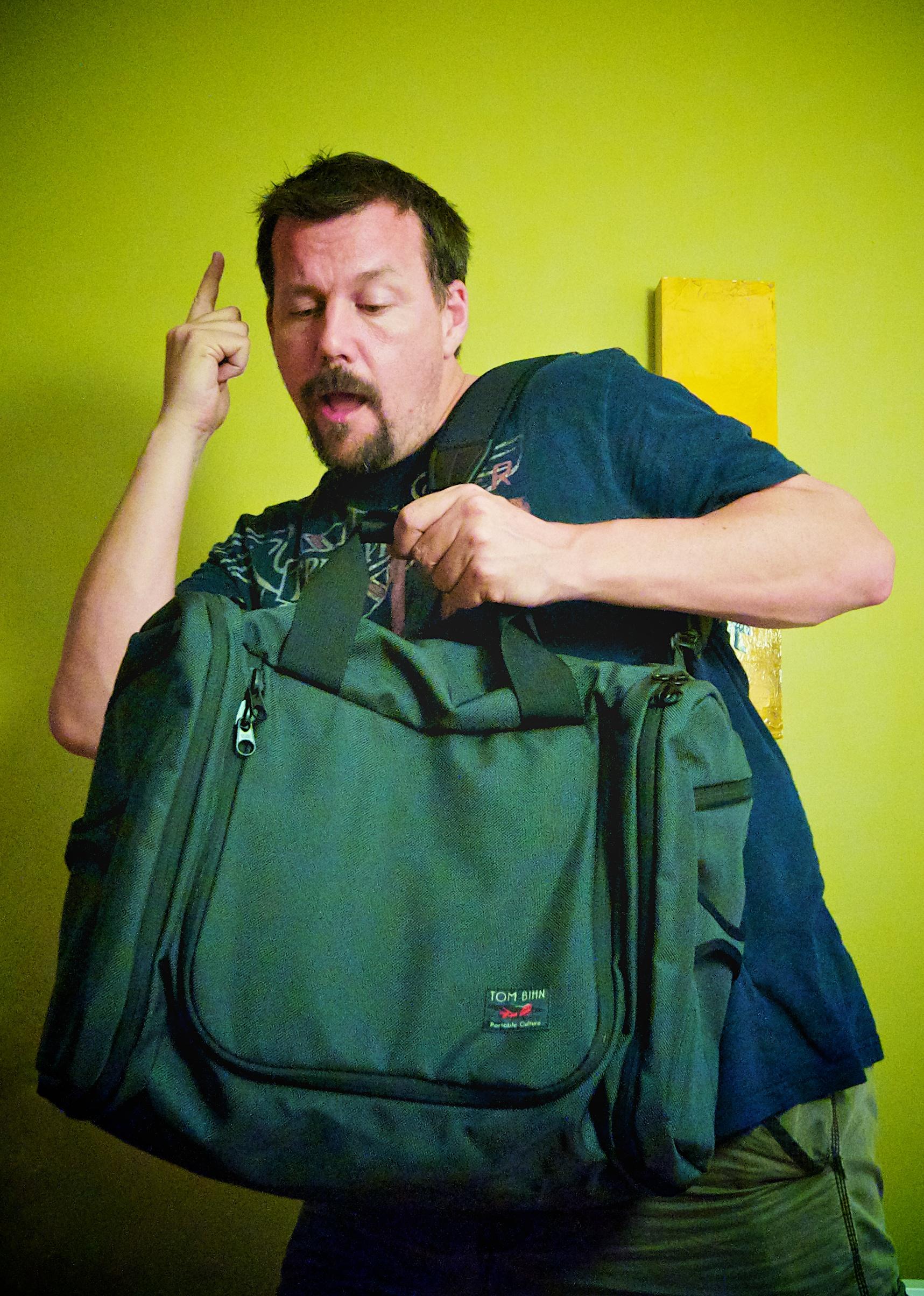 40+305 Bag