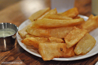 Crispy Yucca at Brasa ~ St Paul, MN | by sweetsauer